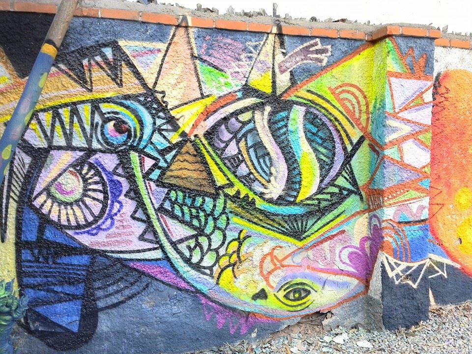 street artist anck millan renews the city u2019s spirit with