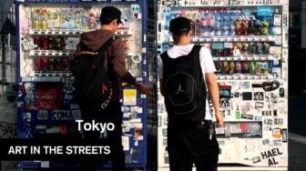 Meet Four Fantastic Japanese Graffiti Artists